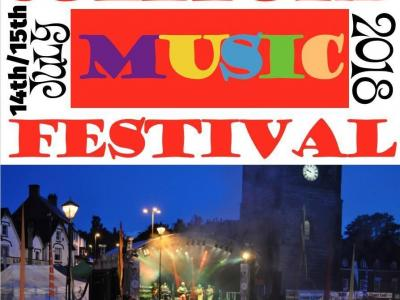 Coleford Music Festival (14/15 July)