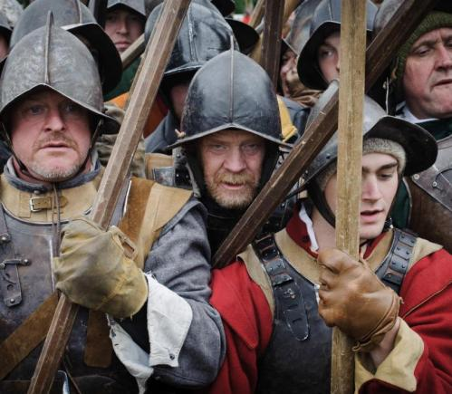 The Battle of Coleford
