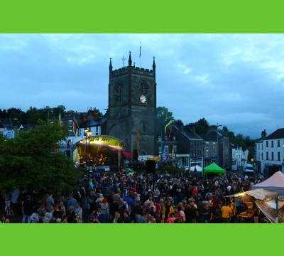 Coleford Music Festival (11/12 July)