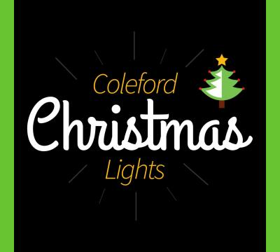 Coleford Christmas Lights - Switch On, Parade and Town Centre event
