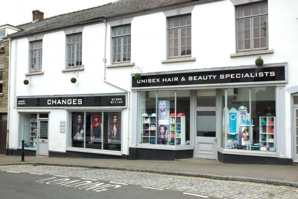Changes Unisex Hairdressers