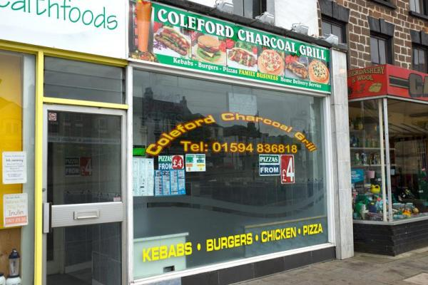 Coleford Charcoal Grill