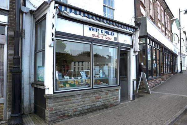 White & Miller Butchers