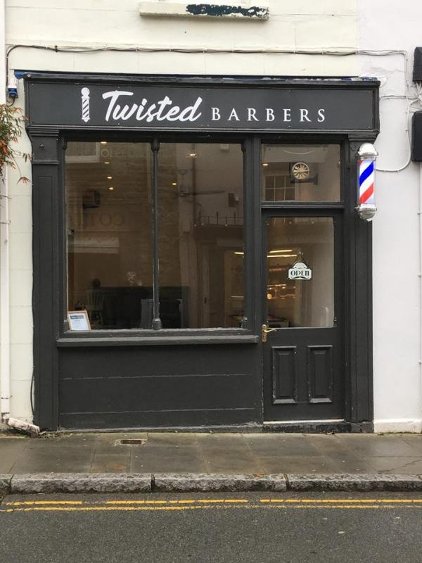 Twisted Barbers