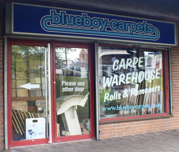 Blueboy Carpets