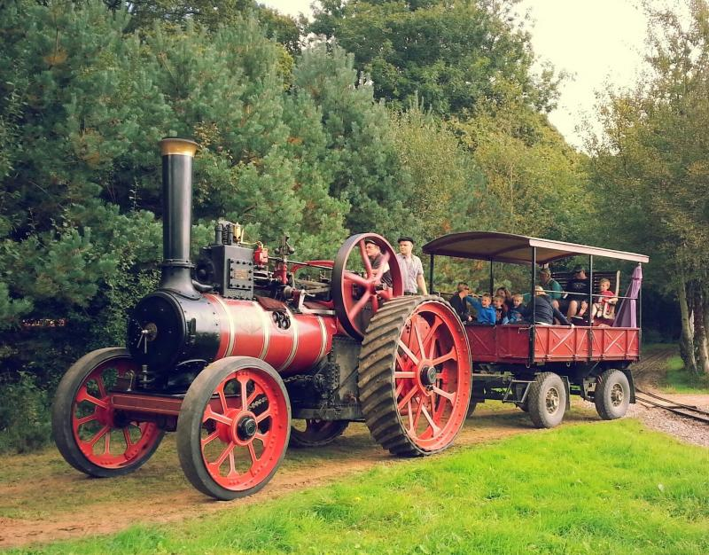 Vintage Working Weekend and Railway Gala (20th-22nd)