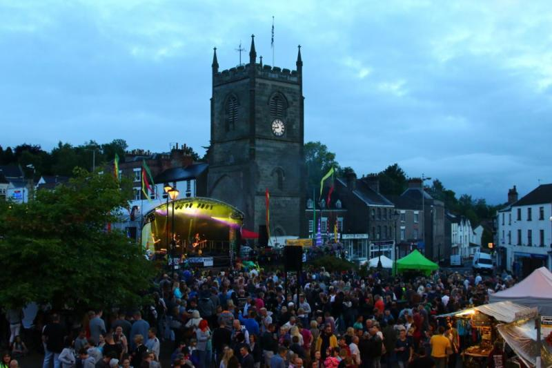 Coleford Music Festival Weekend (Sat and Sun)